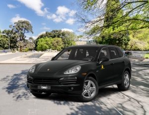 Porsche Cayenne (SUV)