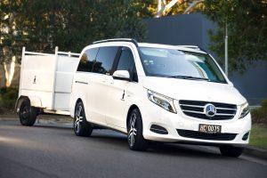 Mercedes Van V-Class